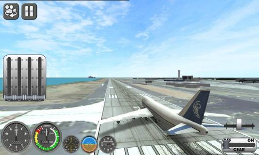 飞行模拟器2014安卓版截图