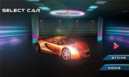 3D高速汽车停车安卓版截图