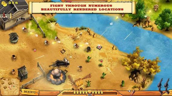 决战黑水镇游戏截图3