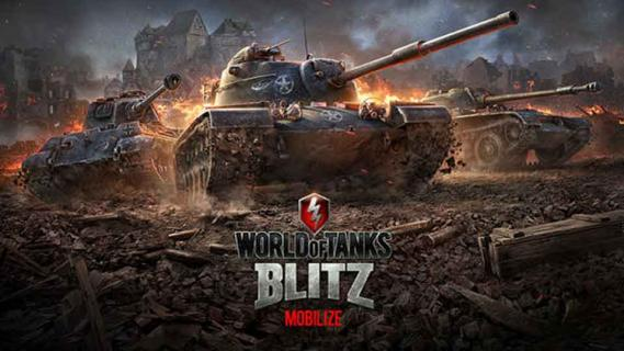 坦克世界闪电战游戏截图1