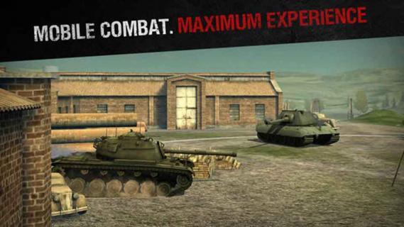 坦克世界闪电战游戏截图3