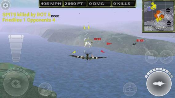 战斗之翼2游戏截图3