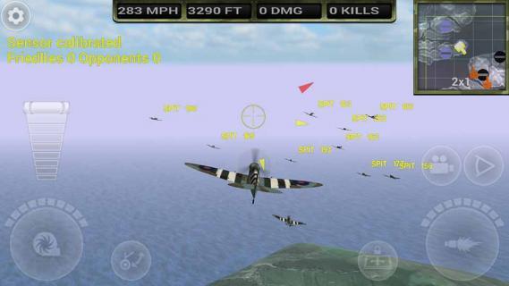 战斗之翼2游戏截图4