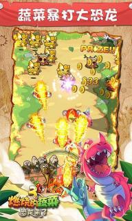 燃烧的蔬菜3游戏截图2