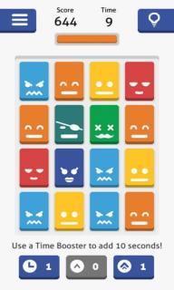 色块拼图游戏截图2