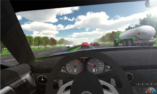 高速公路赛车手游戏截图3