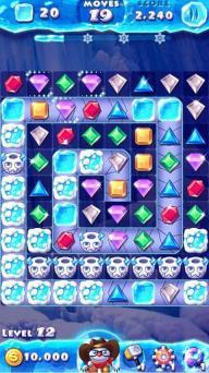 冰雪消除游戏截图3