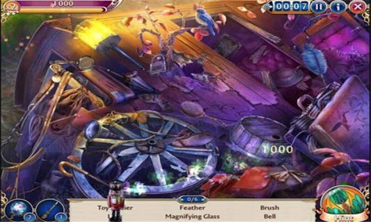 午夜城堡游戏截图3