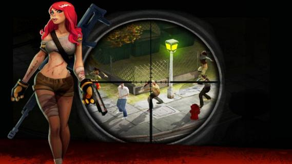 僵尸猎人死者之战游戏截图4