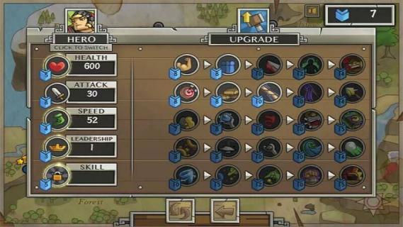 矮人大战巨人游戏截图3