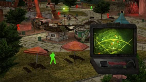 僵尸猎人死者之战游戏截图2