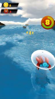 驾驶摩托艇游戏截图4