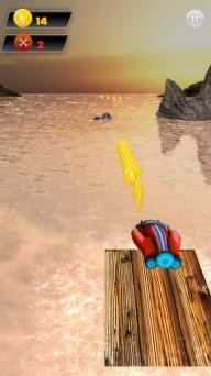 驾驶摩托艇游戏截图2