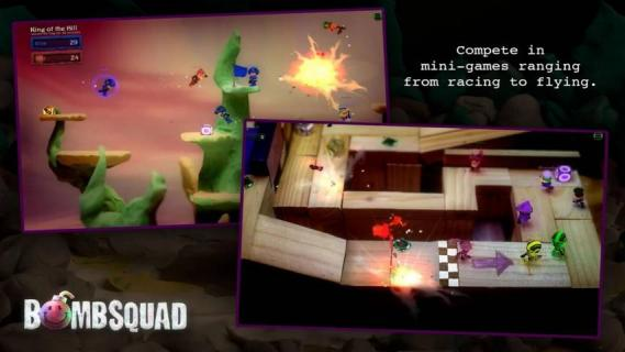 炸弹小分队游戏截图3