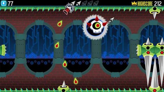 重力存亡挑战的复仇游戏截图4