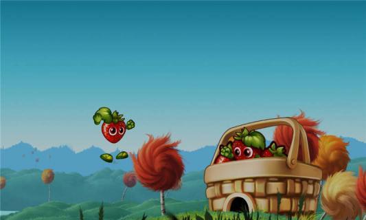 小草莓快跑游戏截图3