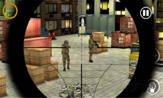 特技狙击手游戏截图4