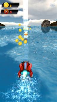 驾驶摩托艇游戏截图3