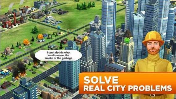 模拟城市建设游戏截图2