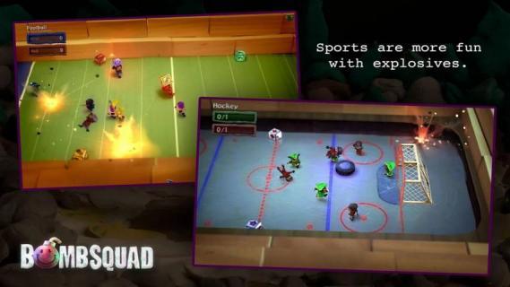 炸弹小分队游戏截图4