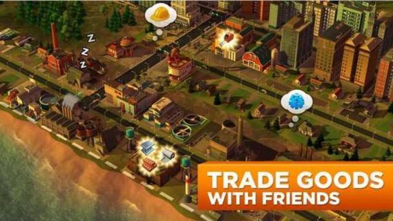 模拟城市建设游戏截图4