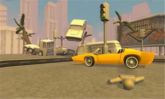 车祸英雄游戏截图3