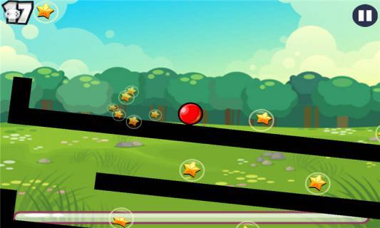 红球跳跃4安卓版截图
