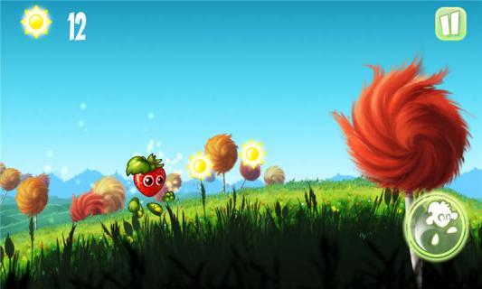 小草莓快跑游戏截图2