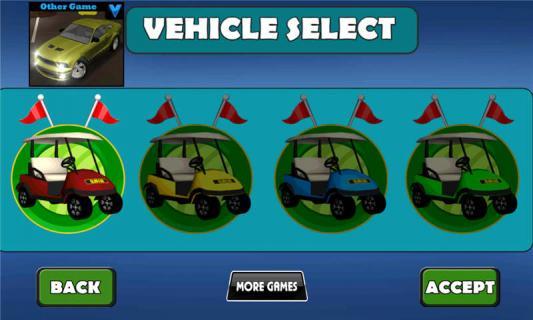 高尔夫公园模拟驾驶游戏截图2