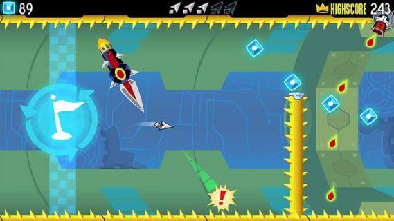 重力存亡挑战的复仇游戏截图3