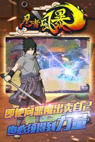忍者风暴游戏截图4