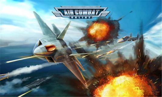 现代空战3D游戏截图5