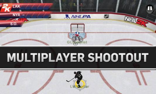 NHL 2K游戏截图4