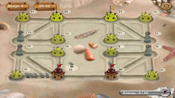 虫界大战游戏截图1