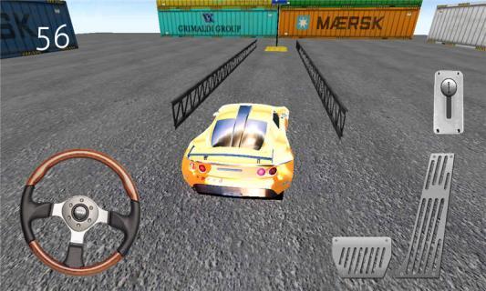 超跑停车位游戏截图3