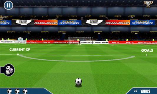 触控足球3D游戏截图4