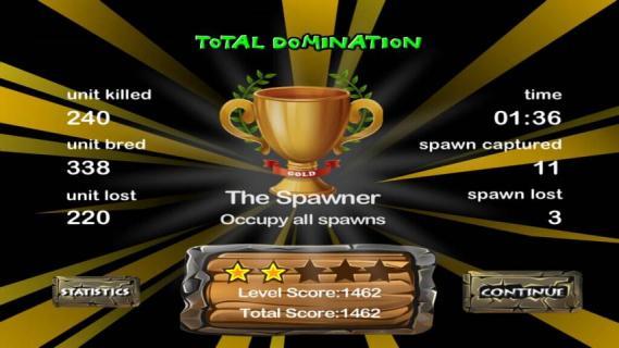 虫界大战游戏截图3