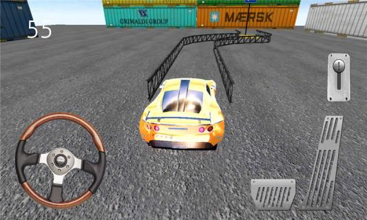 超跑停车位游戏截图4