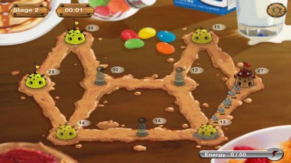 虫界大战游戏截图2