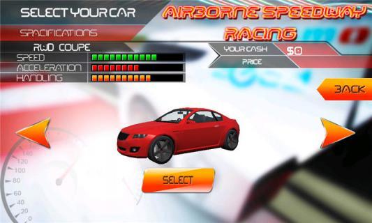 空中赛道赛车安卓版截图