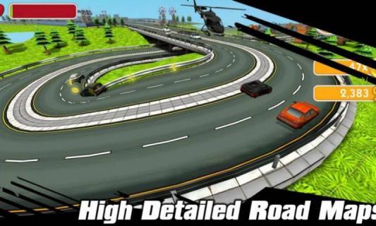 交通事故游戏截图1