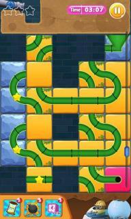 鼴鼠管道工游戏截图4