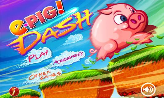 小猪赛跑安卓版截图