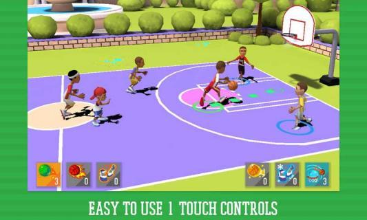 后院篮球2015游戏截图3