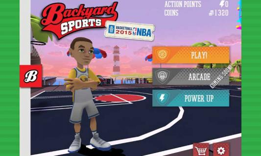 后院篮球2015游戏截图2