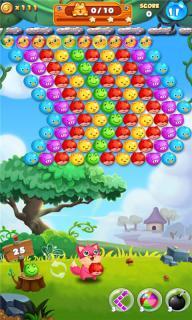 宠物泡泡消除游戏截图3