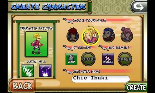 忍者传说游戏截图3