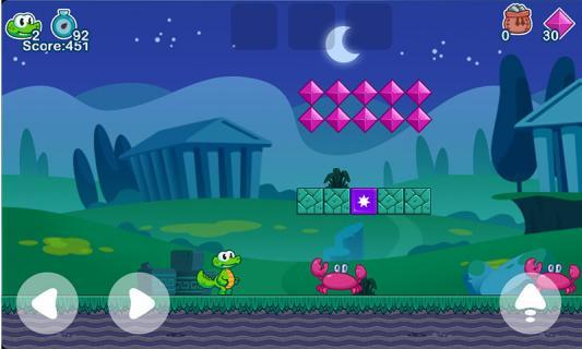 鳄鱼的世界2游戏截图3