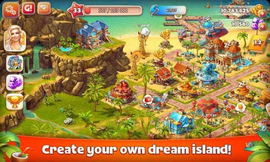 天堂岛2游戏截图4