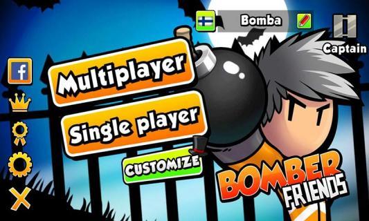 炸弹伙伴游戏截图1